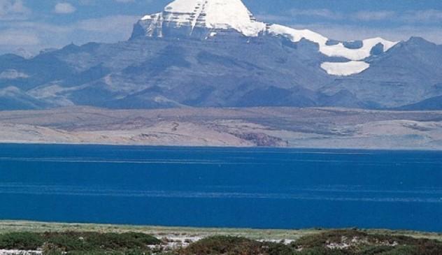 Mt. Kailash Mansarovar