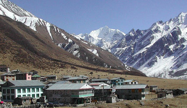 Langtang Valley Treks