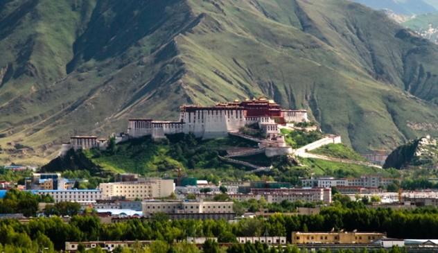 Lhasa EBC Overland Tour