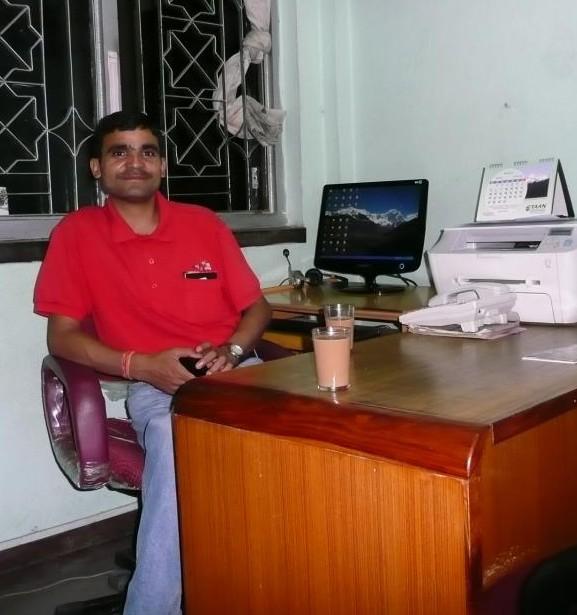 Raj Kumar Pandey