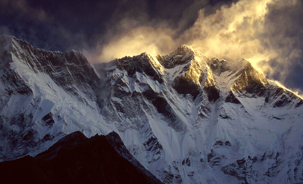 The Lhotse Expedition