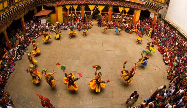 Bhutan Western Cultural Tour