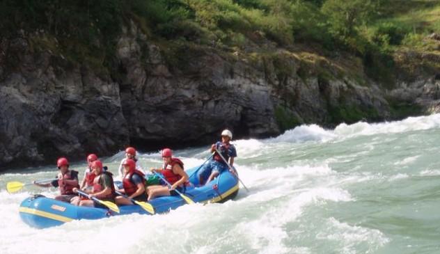 Nepal River Rafting & Kayaking