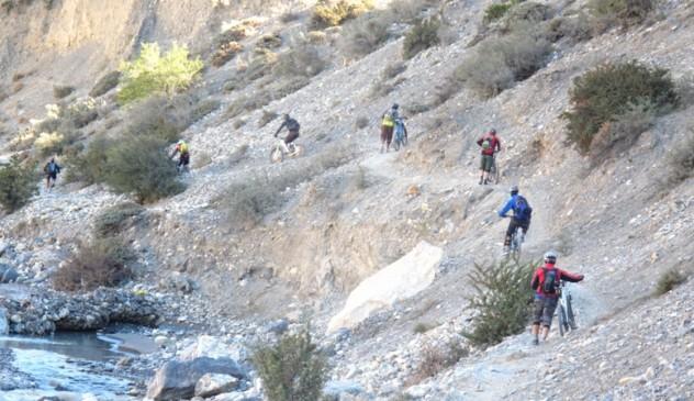 Nepal Himalayan Bike Ride