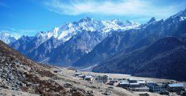 Langtang Ganja La Pass