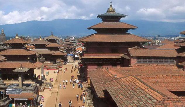 nepal scenic tour