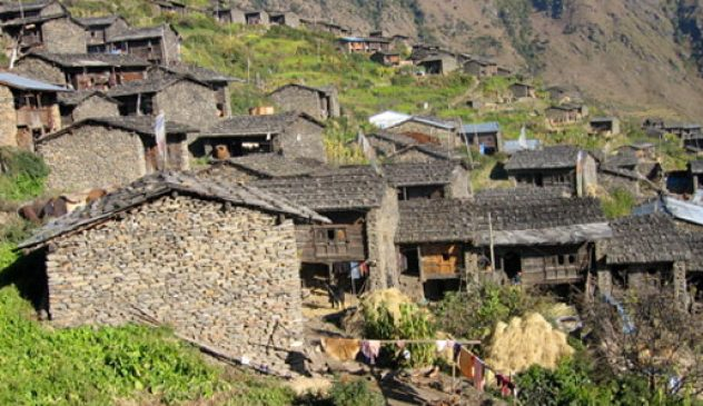 tamang heritage trails